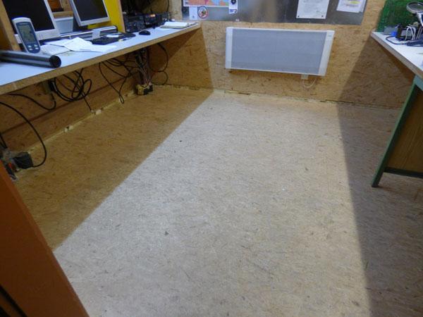 Fußbodenbelag ~ Neuer fußbodenbelag im funkraum u2013 afgn neuendettelsau